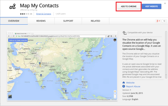 How To Track All Of Your Google Contacts On Google Map | SKELEBOS